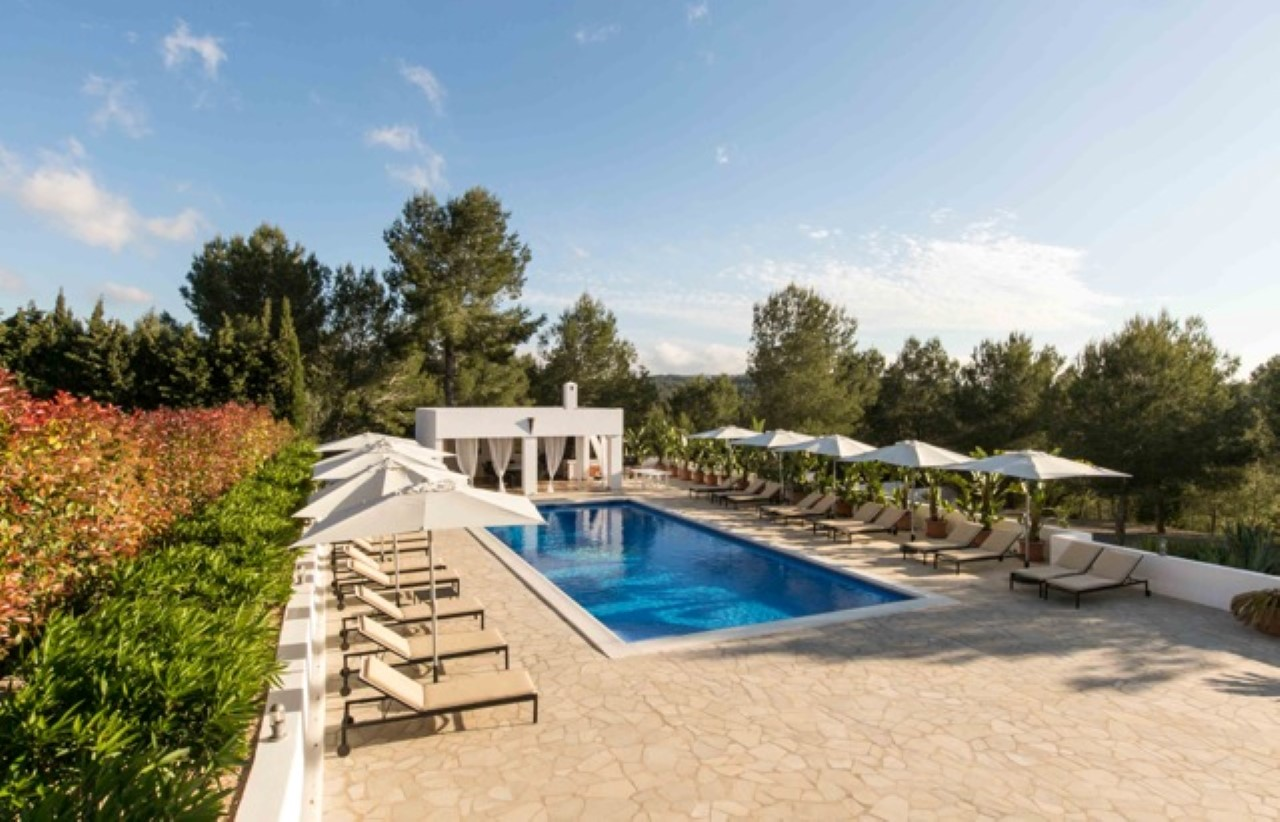 Ibiza luxury villa for rent